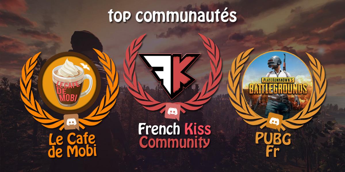 Les communautés au top ! #3