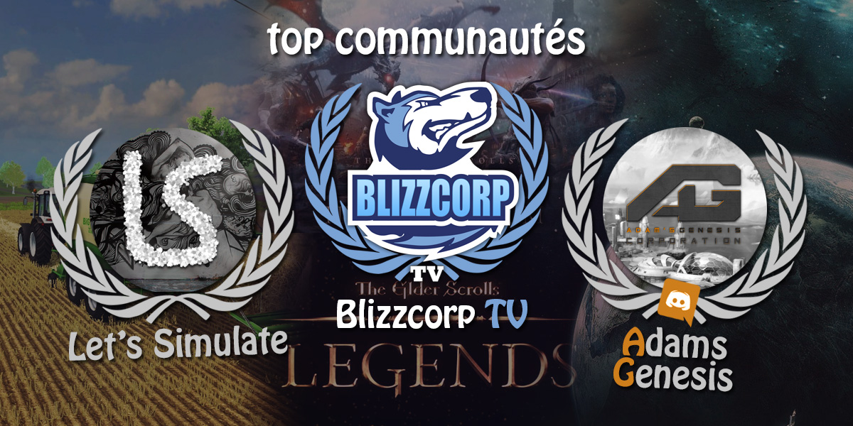 Top commu #5 : The Elder Scrolls Legends, Simulation et Star Citizen