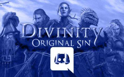 Divinity Original Sin 2 Le meilleur serveur discord FR